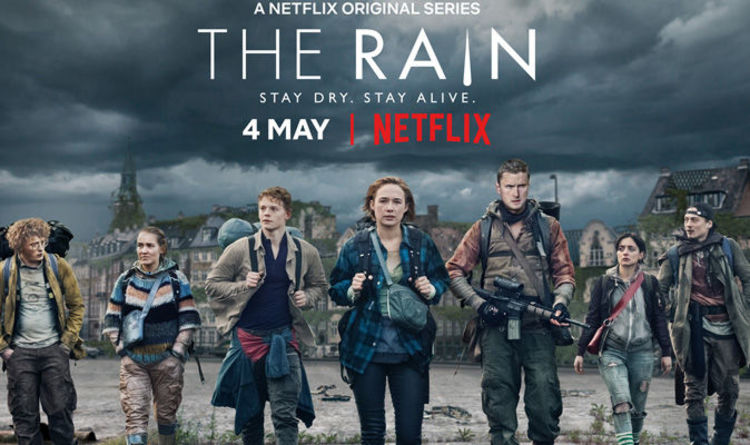 The Rain | Stay Dry. Stay Alive | Netflix