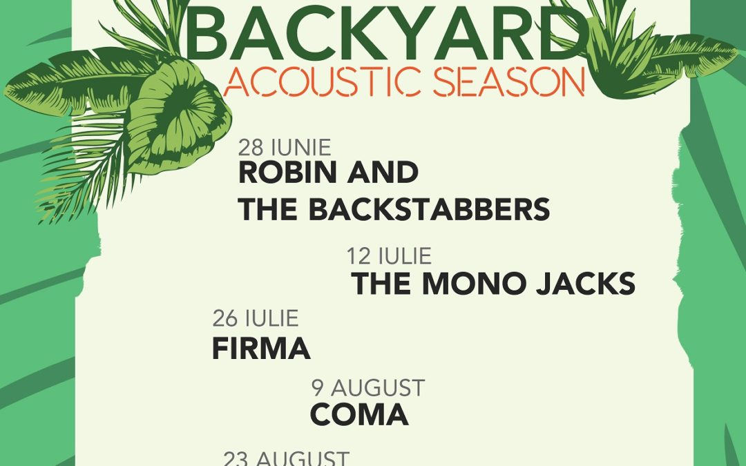 Backyard Acoustic Season in Expirat